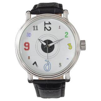 Tiempo extraño reloj