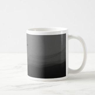 Tiempo extraño taza de café