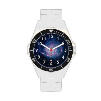 Tiempo galáctico relojes de mano