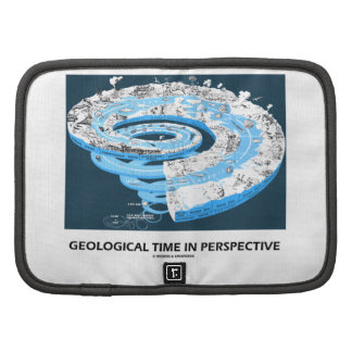 Tiempo geológico en la perspectiva la historia de organizadores