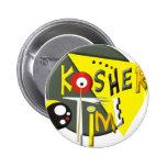 Tiempo kosher pin