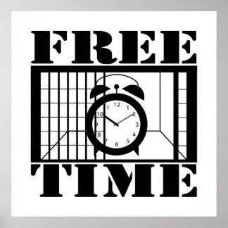 Tiempo libre poster