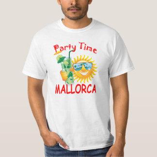 Tiempo Mallorca del fiesta Playera