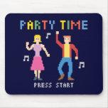 Tiempo Mousepad del fiesta