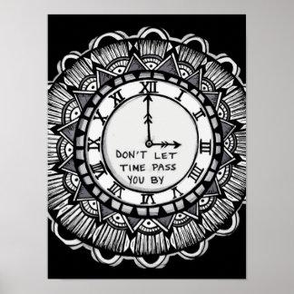 Tiempo Poster