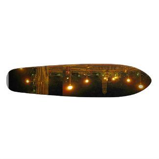 Tiempo pasado - luces románticas patinetas personalizadas