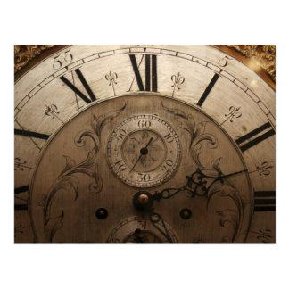 """""""tiempo"""" por las producciones de Coressel Postal"""