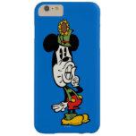 Tiempo reservado de Mickey Funda Para iPhone 6 Plus Barely There