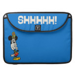 Tiempo reservado de Yodelberg Mickey el | Fundas Para Macbook Pro
