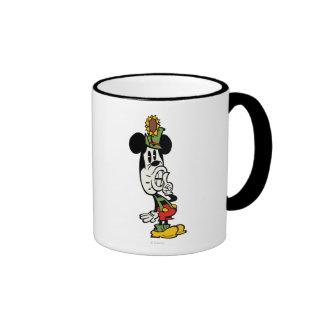 Tiempo reservado de Yodelberg Mickey el | Taza De Dos Colores