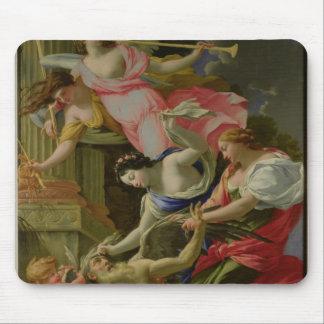 Tiempo vencido por el amor, el Venus y la esperanz Alfombrilla De Raton