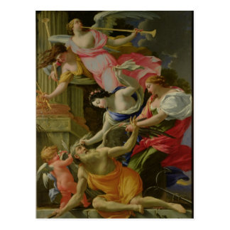 Tiempo vencido por el amor, el Venus y la Postal
