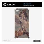 Tiempo y fama, de la sacristía (fresco) skins para eliPhone 4S