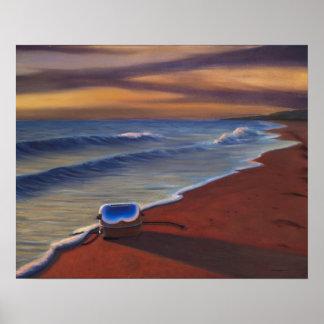 Tiempo y marea 1999 póster