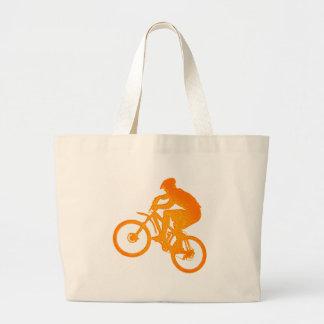 Tiempos de montaña de la bici bolsas de mano