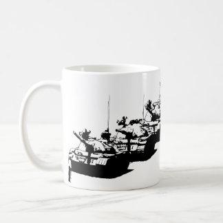Tienanmen Tank Man Coffee Mug