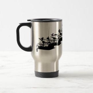 Tienanmen Tank Man Mug