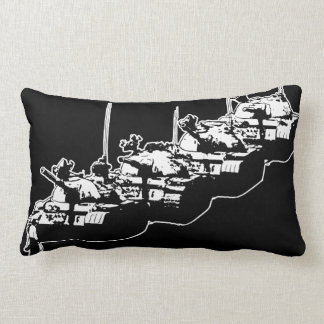 Tienanmen Tank Man Pillows