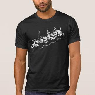 Tienanmen Tank Man Tee Shirts