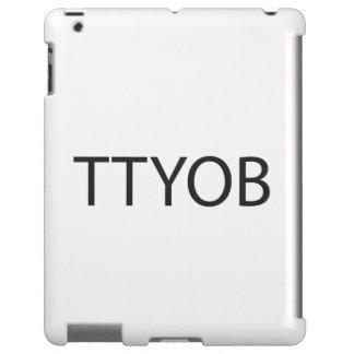 Tienda a su propio Business.ai Funda Para iPad