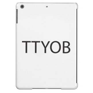 Tienda a su propio Business.ai Funda Para iPad Air