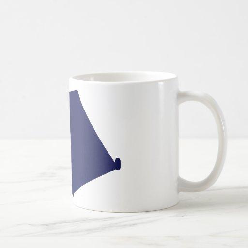 Tienda - acampando taza