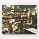 Tienda antigua tapete de ratones