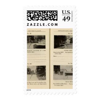 Tienda azul del gancho rojo superior de 75861 sello