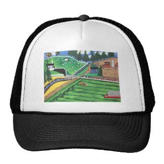 Tienda blanca del país gorras de camionero