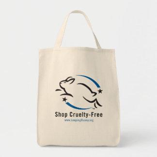 Tienda Crueldad-Libre Bolsa Tela Para La Compra