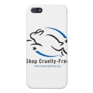 Tienda Crueldad-Libre iPhone 5 Fundas