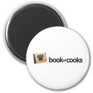 Tienda de BookofCooks Imán De Nevera