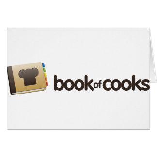 Tienda de BookofCooks Felicitación
