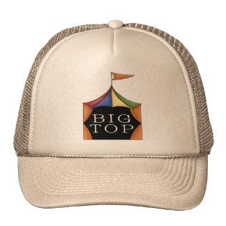 Tienda de circo del top grande gorras de camionero