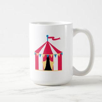 Tienda de circo taza clásica