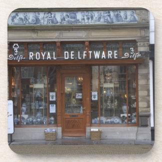 Tienda de Delftware en Delft Posavasos