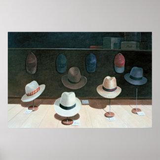Tienda de gorra 1990 póster