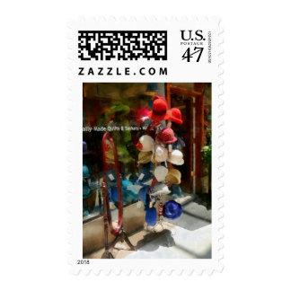 Tienda de gorra sellos postales