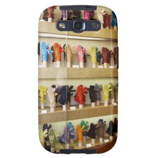 Tienda de guantes galaxy SIII coberturas