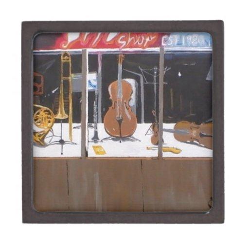 Tienda de la música cajas de regalo de calidad