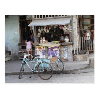 tienda de la Sari-sari Tarjetas Postales