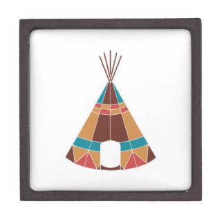 Tienda de los indios norteamericanos india caja de joyas de calidad