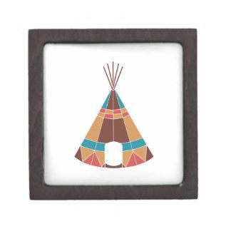 Tienda de los indios norteamericanos india caja de regalo de calidad