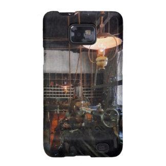Tienda de máquina con la linterna samsung galaxy s2 fundas
