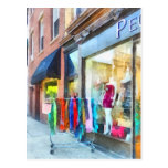 Tienda de ropa Hoboken NJ Postales