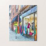 Tienda de ropa Hoboken NJ Rompecabeza