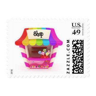 Tienda del caramelo del arco iris envio