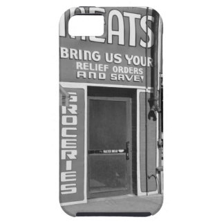 Tienda del carnicero iPhone 5 cobertura