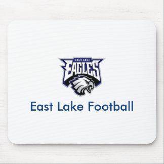 Tienda del este de la fan de Eagles del lago Alfombrillas De Ratón