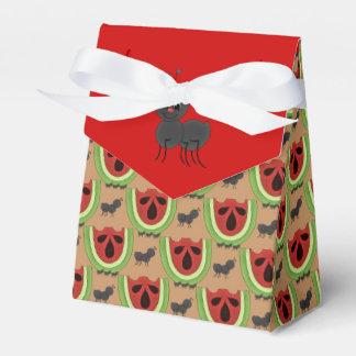 Tienda del favor del dibujo animado de la hormiga caja para regalos